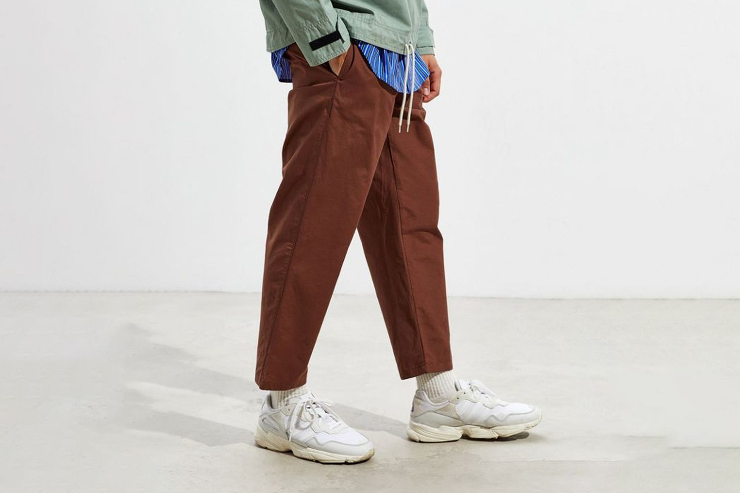 Belted Climb Pant