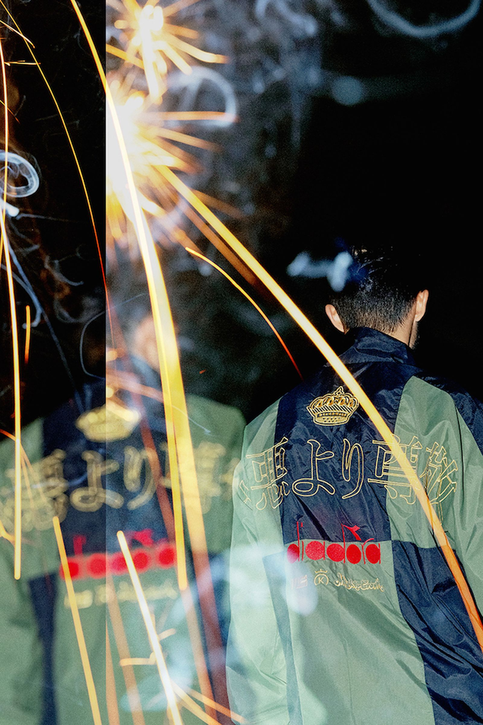 24 kilates mita sneakers mighty crown diadora n9002 respect hate Diadora N.9002