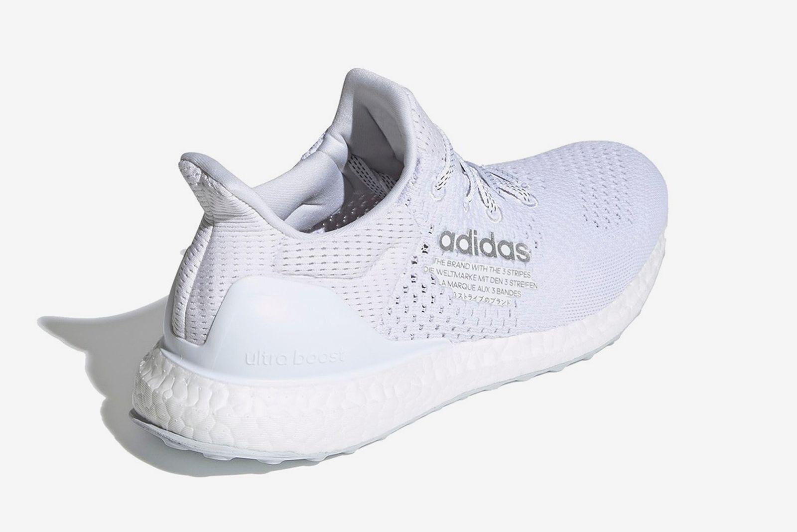 "atmos x adidas Ultraboost DNA ""Cloud White"""