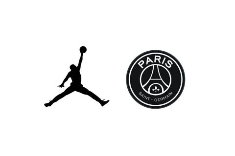 4a6935476f4 After coming together on an Air Jordan V, Paris Saint-Germain could be the  first football club to play in kits bearing the Jumpman.