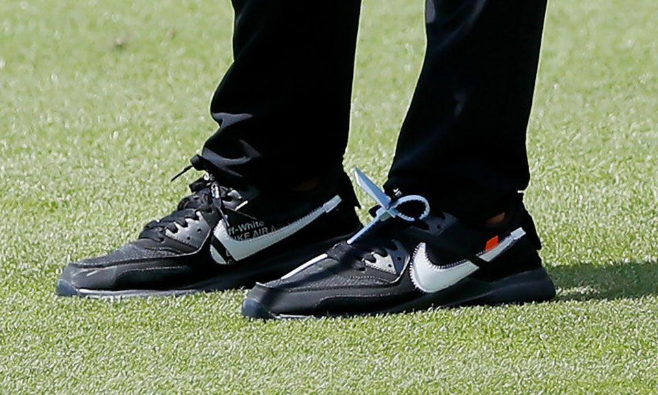 Virgil Abloh Sends Custom OFF-WHITE x Nike Cleats to Pro Golfer Brooks Koepka