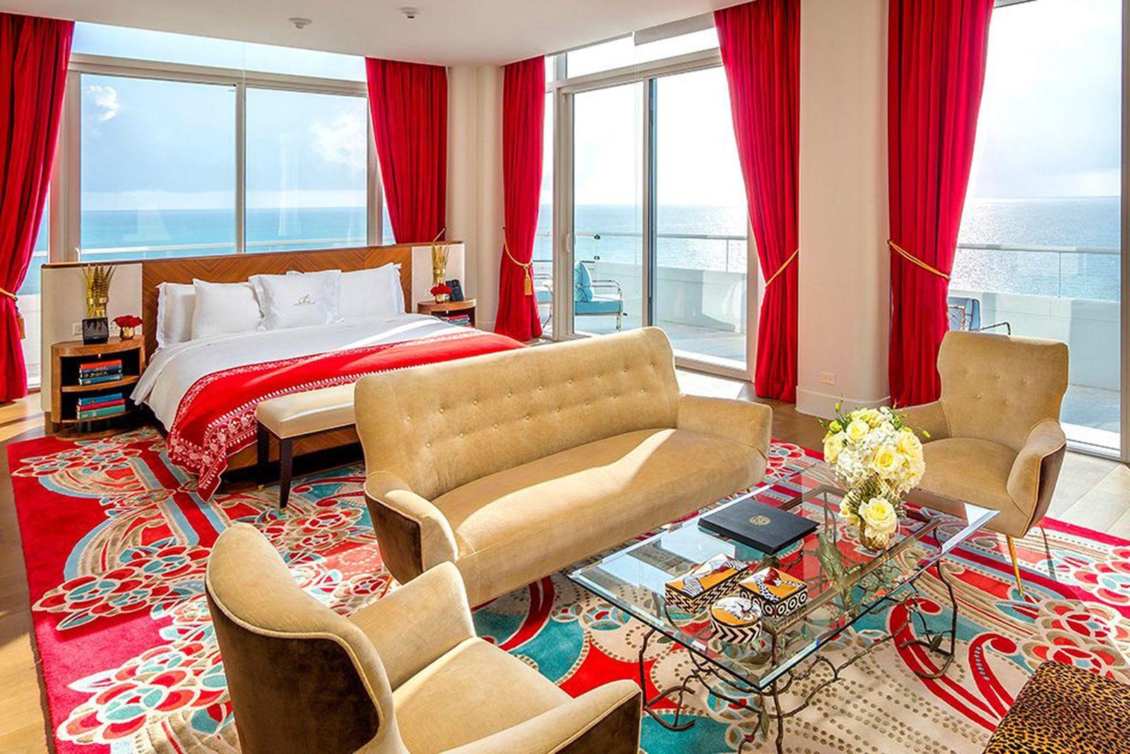 Faena Penthouse 04 hotels plaza hotel the palms