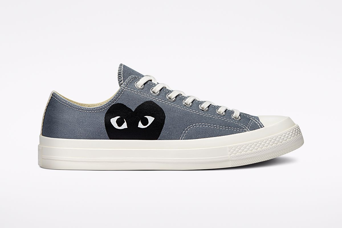 CdG PLAY Is Dropping Some New Chucks We Actually Want to Wear 48