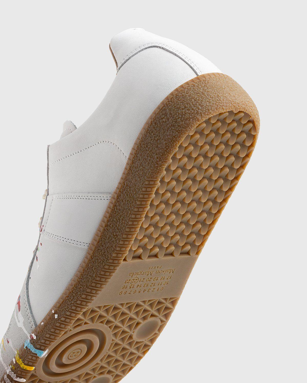 Maison Margiela – Replica Paint Drop Sneakers White - Image 6