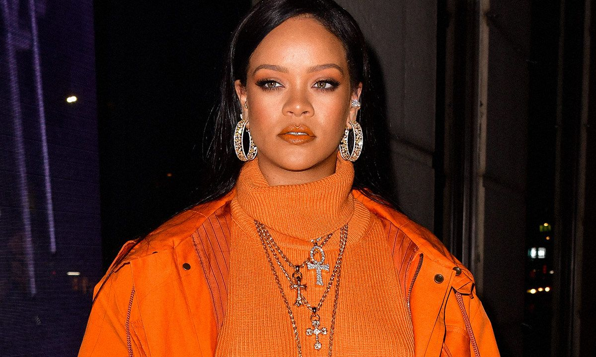 Rihanna Debuts on Forbes' Self-Made Rich List With $600 Million