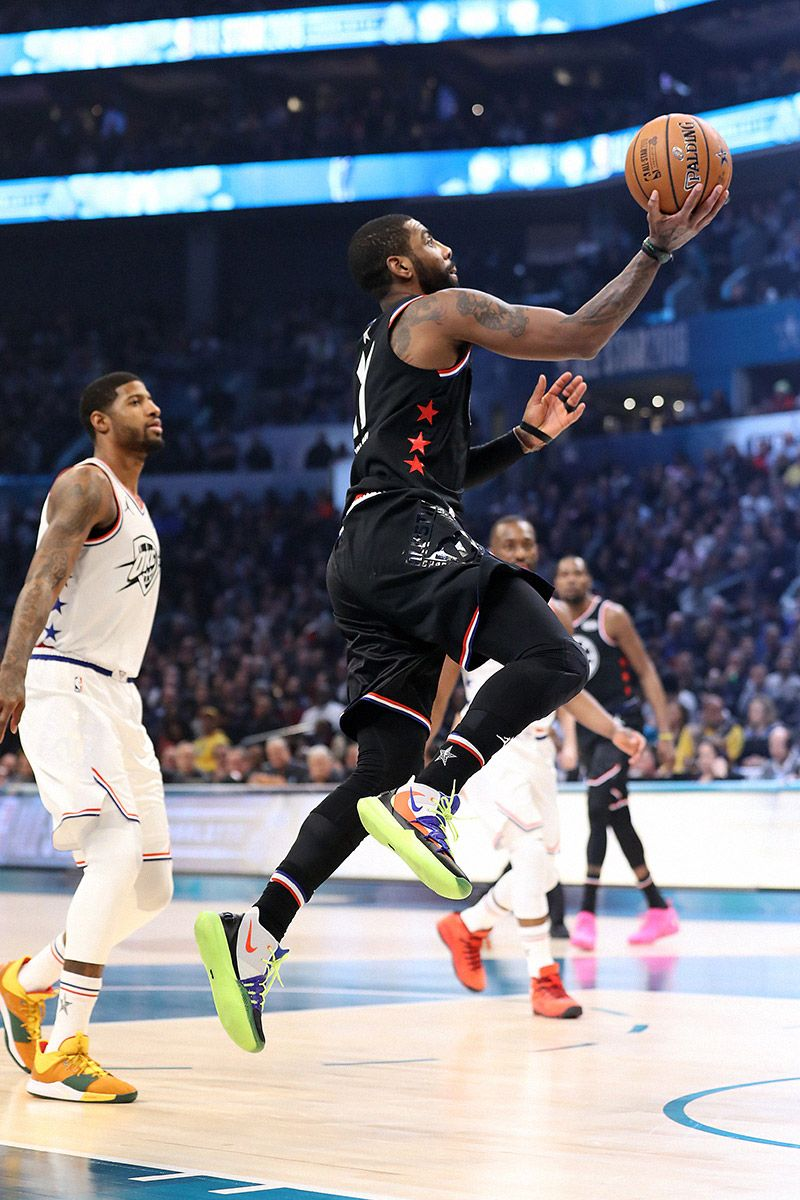 acdf60aacd1b See Which Sneakers the Biggest NBA Stars Wore on All-Star Weekend