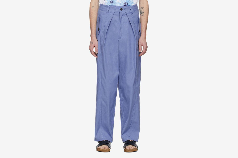 Le Pantalon Lavandou Trousers