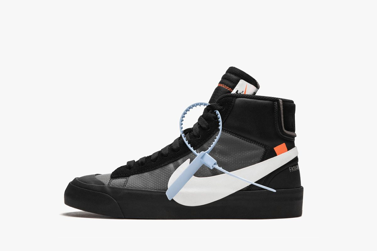 The 10: Nike Blazer Mid 'Grim Reaper'