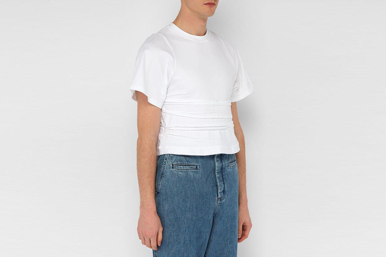 Creased T-Shirt