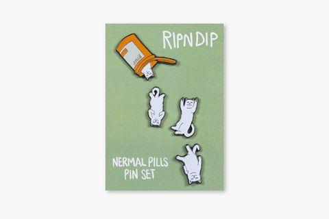 Nermal Pills Pin Pack