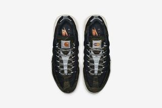 finest selection ebd4b 3c069 Carhartt x Nike Air Max 95: Release Date, Price, & More Info