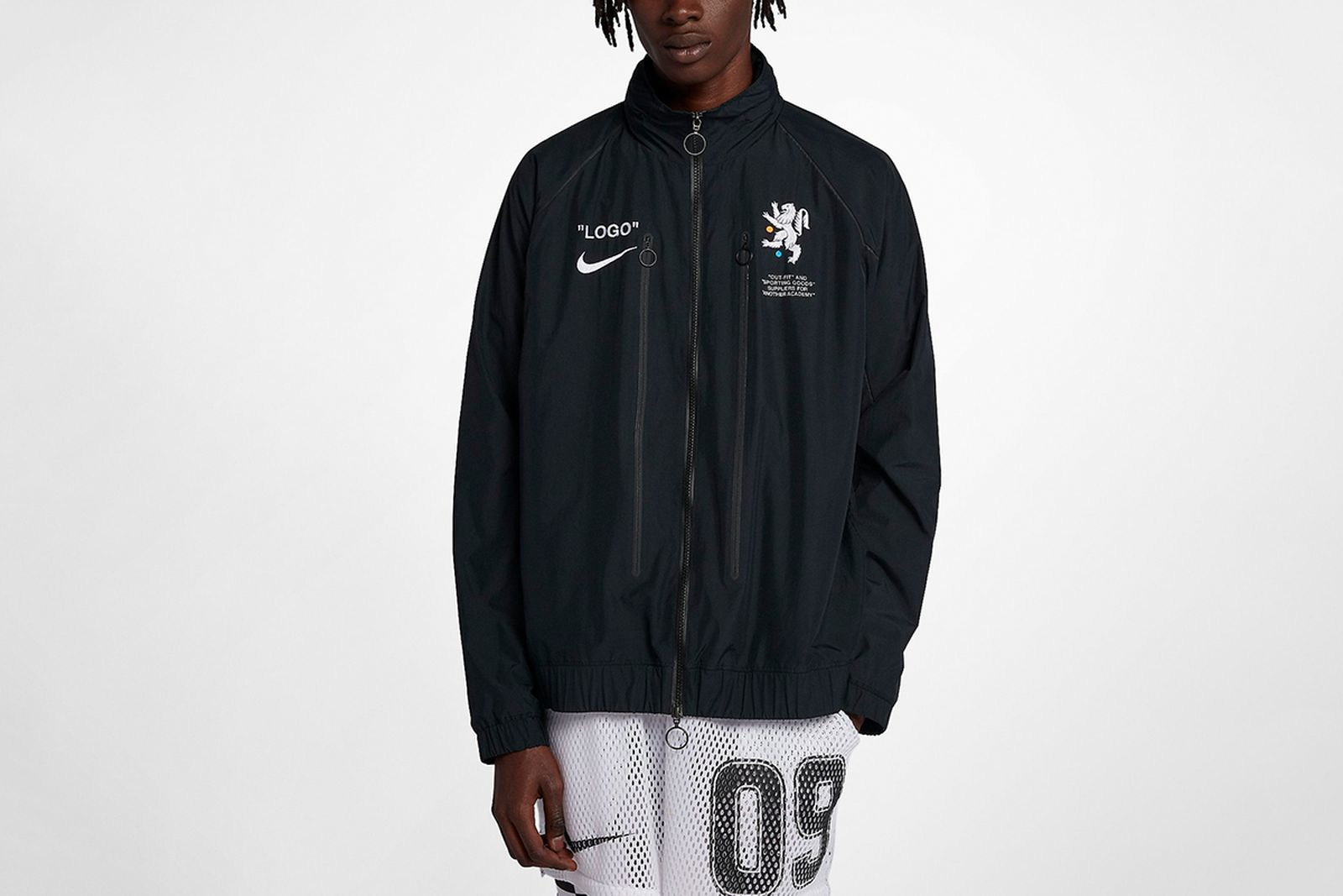 track jacket 2018 FIFA World Cup Nike OFF-WHITE c/o Virgil Abloh
