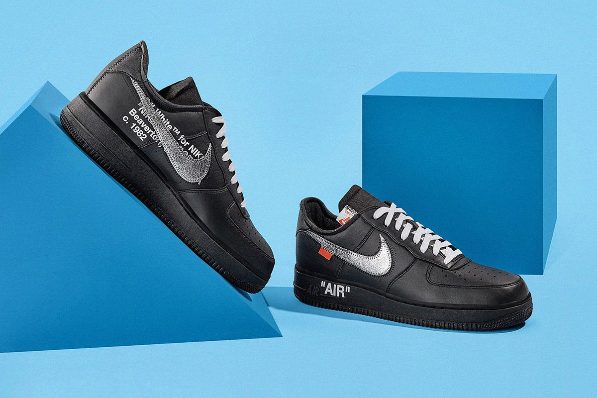 separation shoes 4ea50 d0aba The Beginner s Guide to Every OFF-WHITE Nike Release