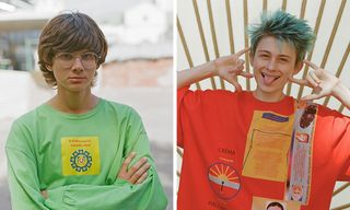 Where to Cop Gosha's PACCBET New Collection, and What the Cyrillic Text Means