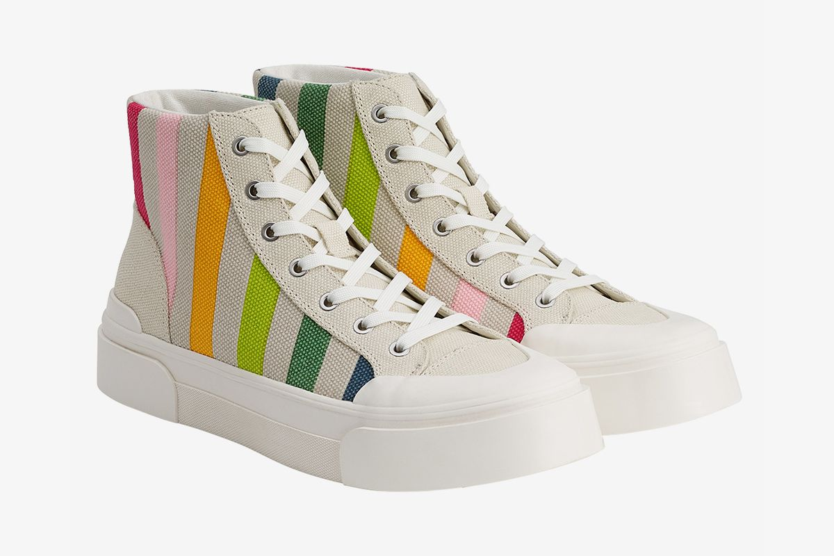 H&M x Good News' Footwear Collab Uses Materials Made From Fruit 21