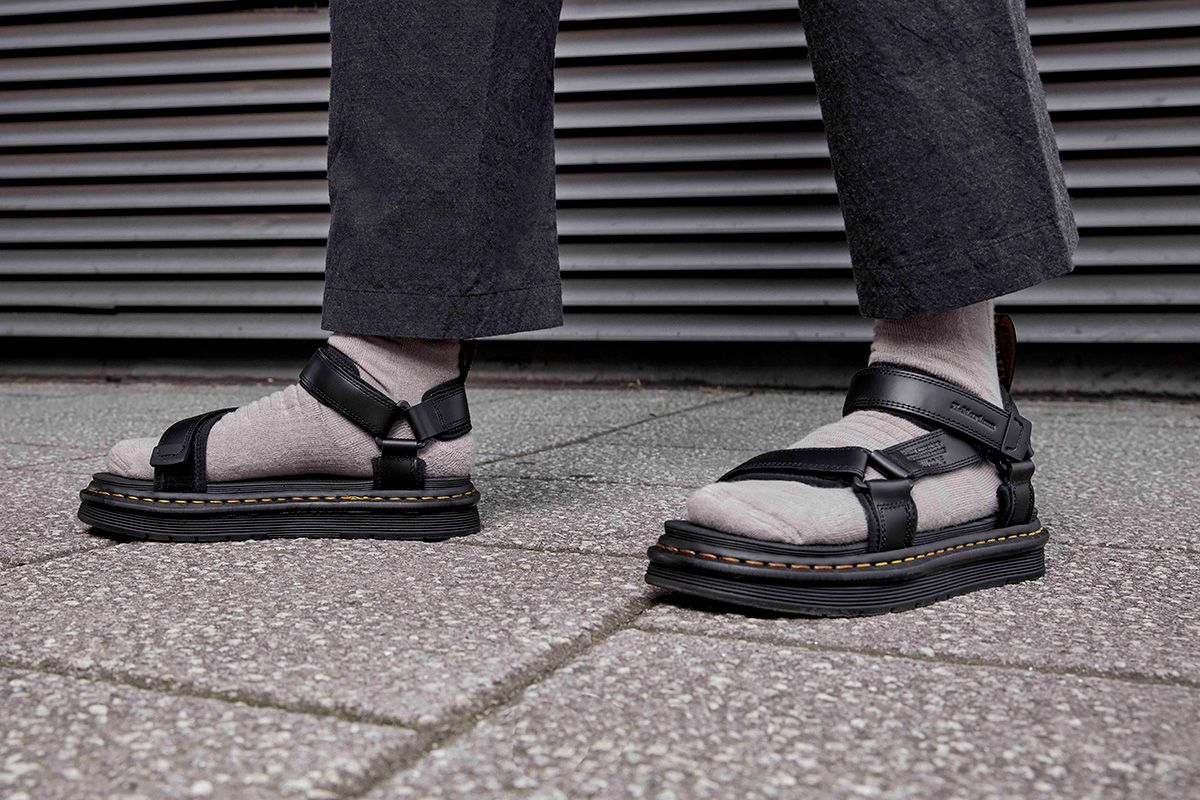 Thanks to Suicoke You Can Rock Doc Martens All Summer Long 15