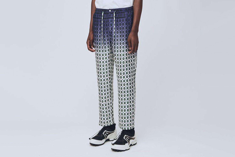 Fadi Silk Pants