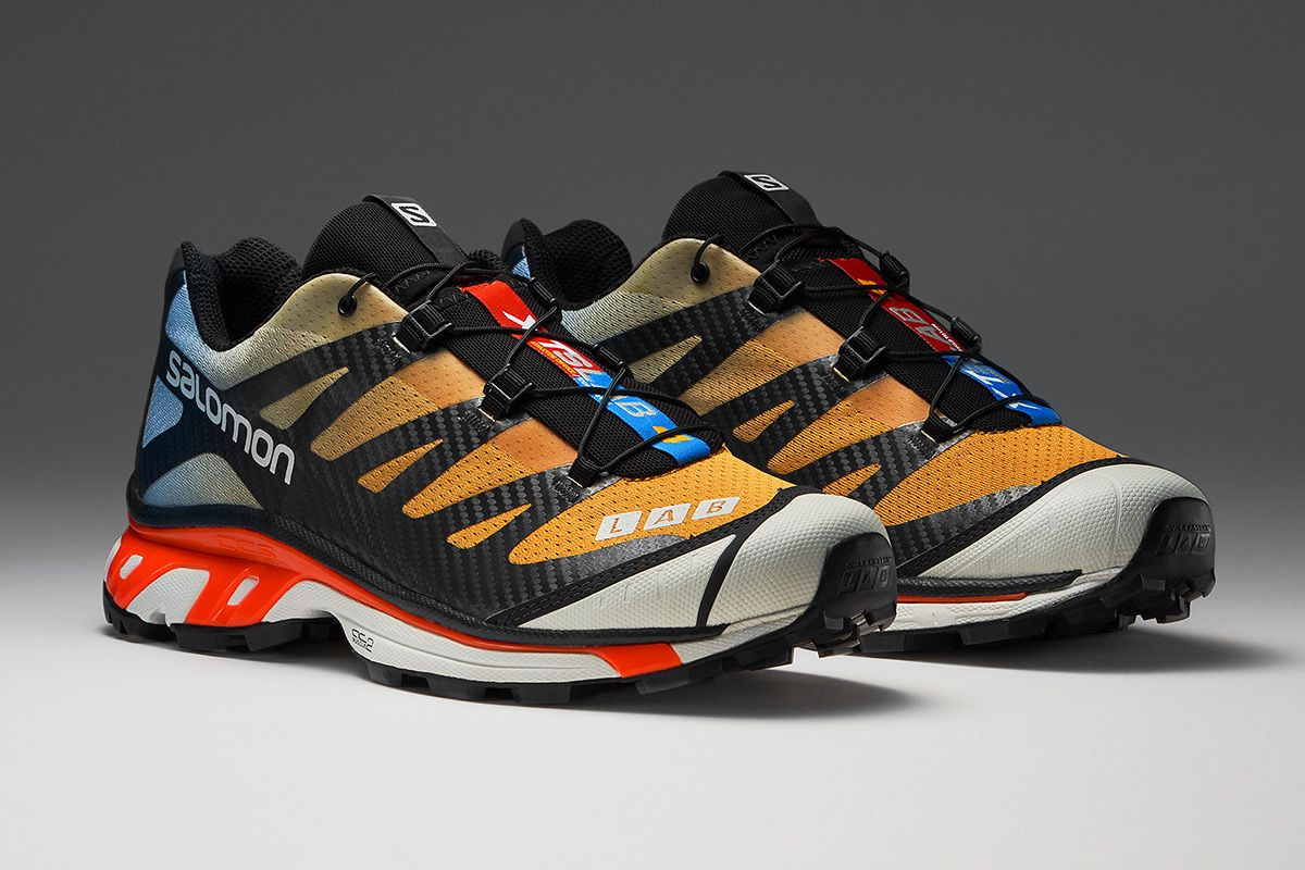 Salomon's Expertly Color-Blocked FW20 XT-4 ADVs Are Now Available 3