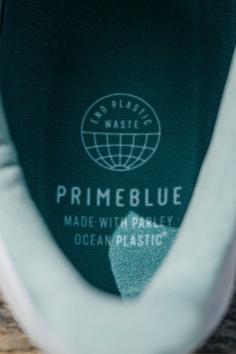 Lucas Puig's Latest adidas Sneaker Falls Under the Parley for the Oceans Partnership 9