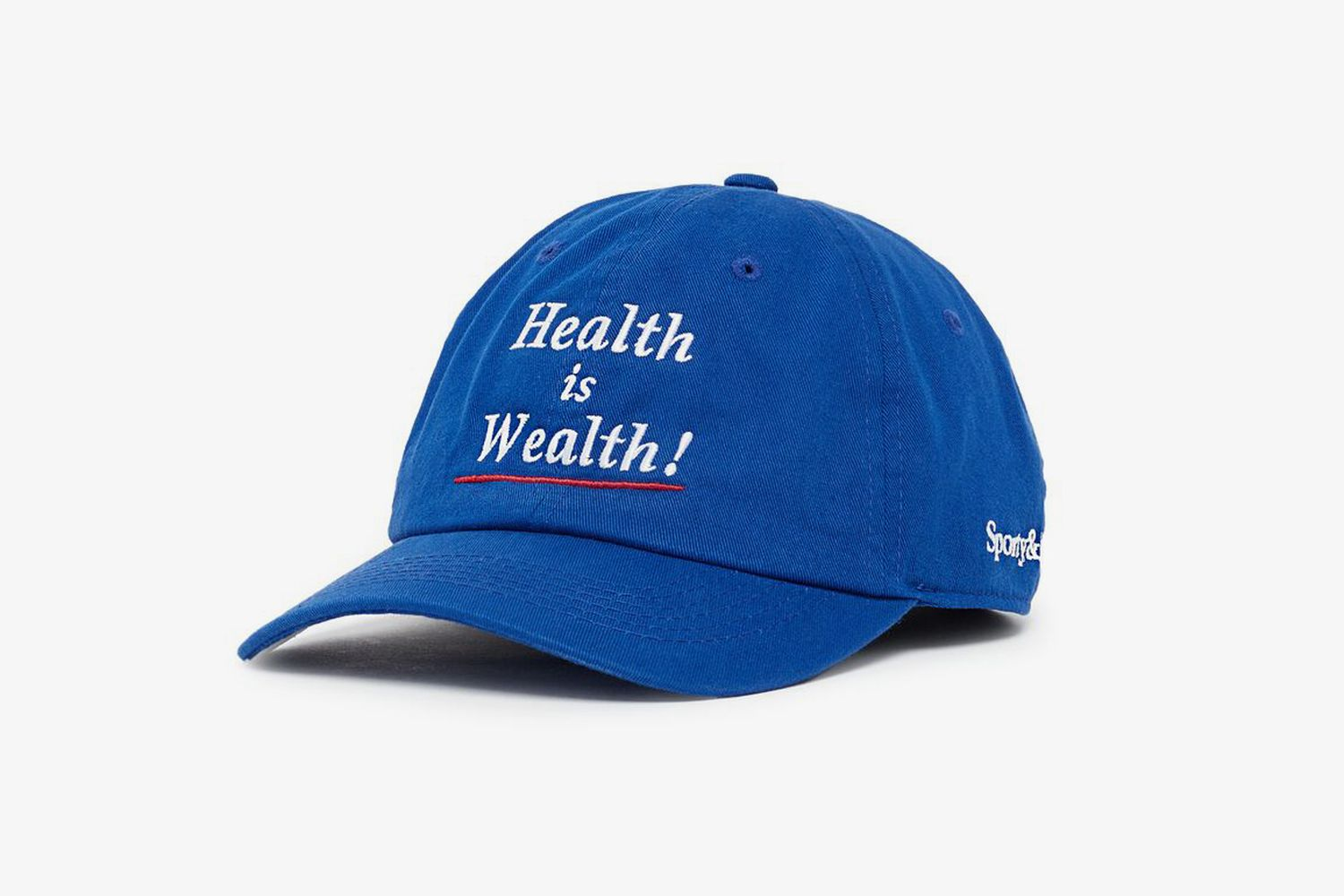 Health is Wealth Hat