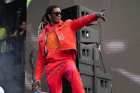 Young Thug Doesn't Think Lil Nas X Should've Come Out as Gay
