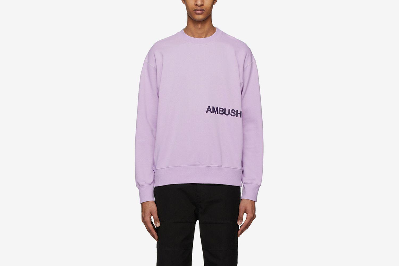 SSENSE Exclusive New Sweatshirt