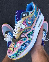 ecd7c3e4cd Sean Wotherspoon Unveils Insane Tearaway Nike Air Max 1