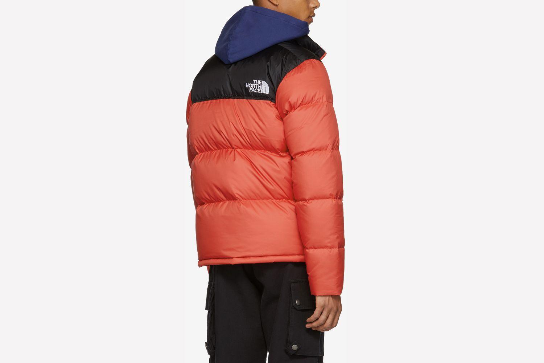 Novelty Nuptse Jacket