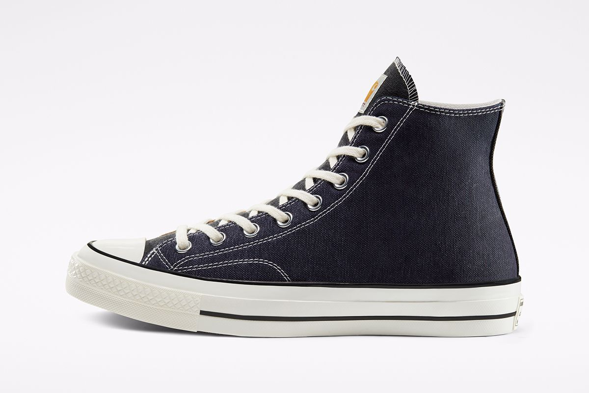 These Converse Chuck 70s Are Made From Vintage Carhartt Garments 18