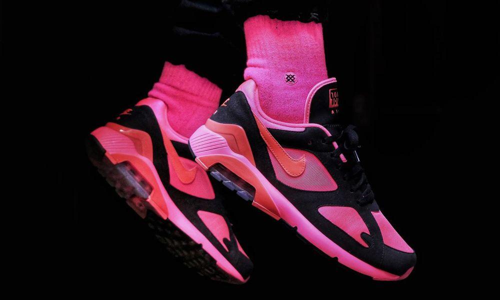 CdG x Nike Air Max 180 & More of the Best Instagram Sneakers