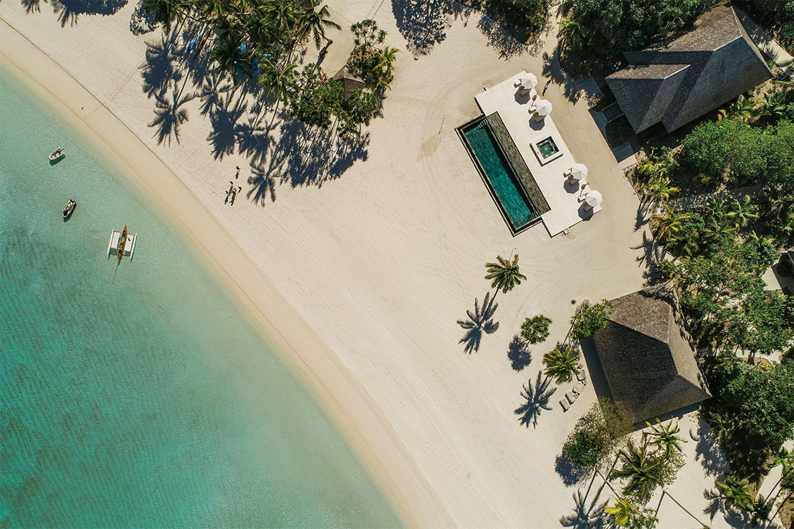 airbnb luxe private island