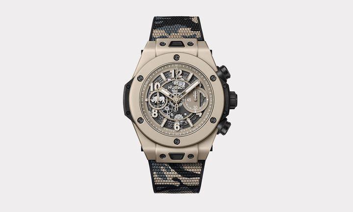 Hublot Big Bang Unico SORAI watch
