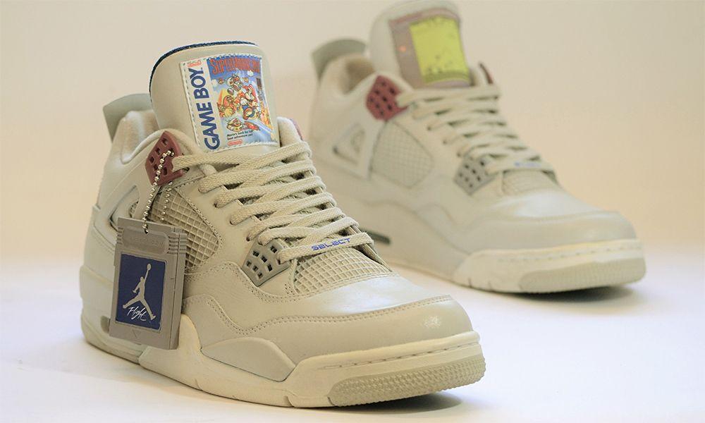 scarpe nike air jordan 4