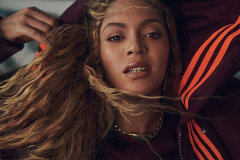 Ivy Park X Adidas Take A Close Look At Beyonce S Grillz