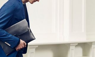 British Brand Just William Present their Leather Accessory Collection