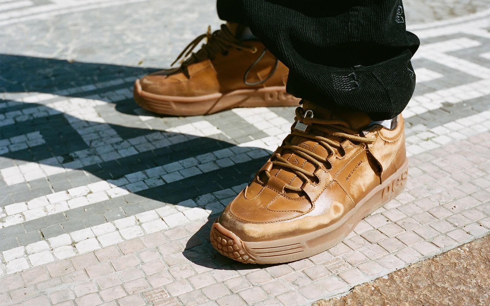 DC Shoes x Buscemi Lynx OG