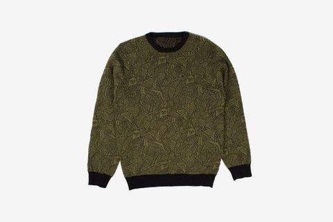 Frida Jungle Knit