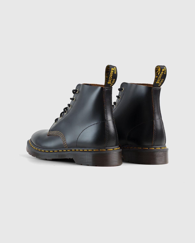 Dr. Martens – 101 Arc Black Vintage Smooth - Image 4