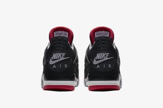 """outlet store 42f33 ed57b Nike Air Jordan 4 """"Bred""""  When   Where to Buy Today"""