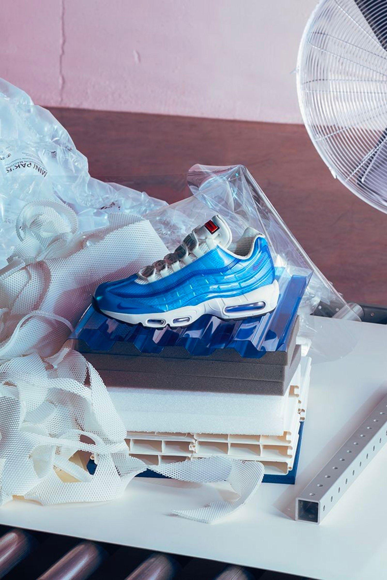 idiota silencio Antídoto  Heron Preston x Nike Air Max 720/95: Official Release Information