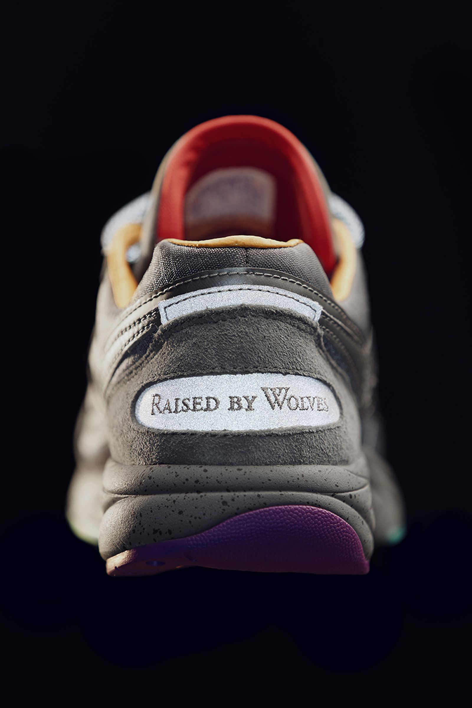 "Raised by Wolves x Saucony AYA ""Asphalt Jungle"""