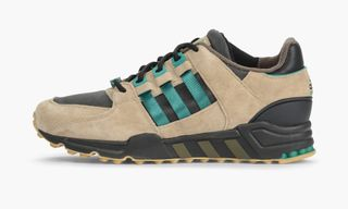 The adidas Equipment Running '93 Comeback Continues in Tan