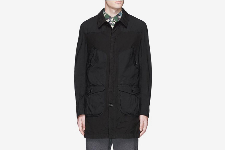 Hopsack Coat