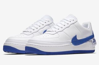 buy popular a8d27 4e717 Nike s Air Force 1 Jester Is an OFF-WHITE-Inspired Pair