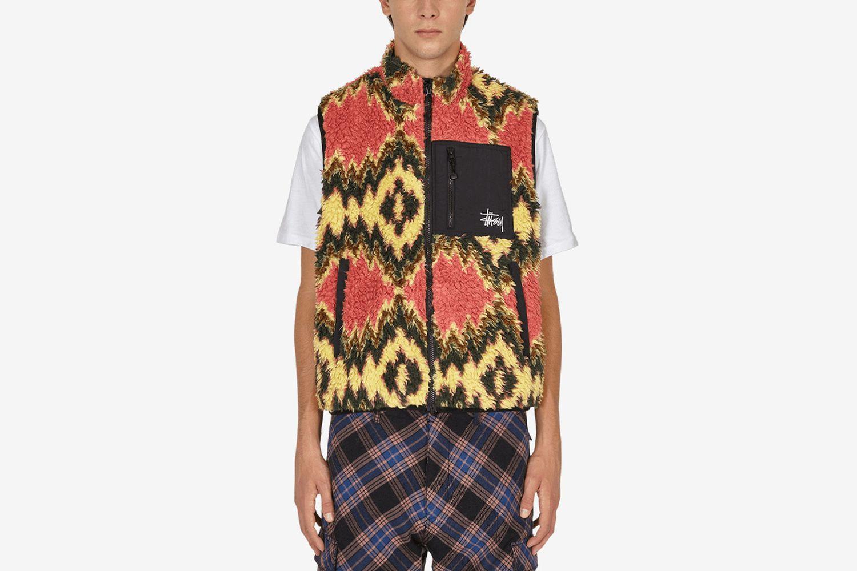 Sherpa Filmore Vest