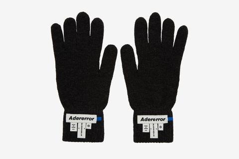 Wrist Label Play Gloves
