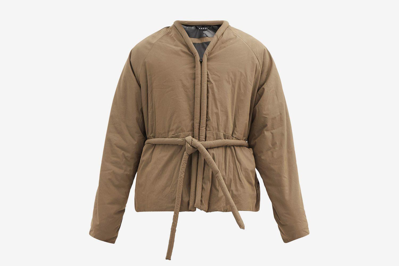 Padded Poplin Jacket