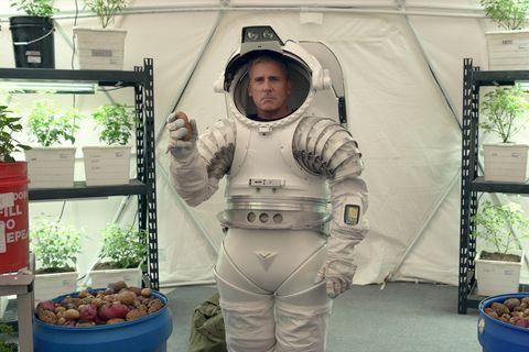Steve Carell Space Force trailer