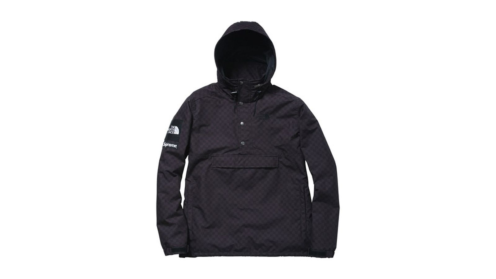 supreme x the north face history ss11