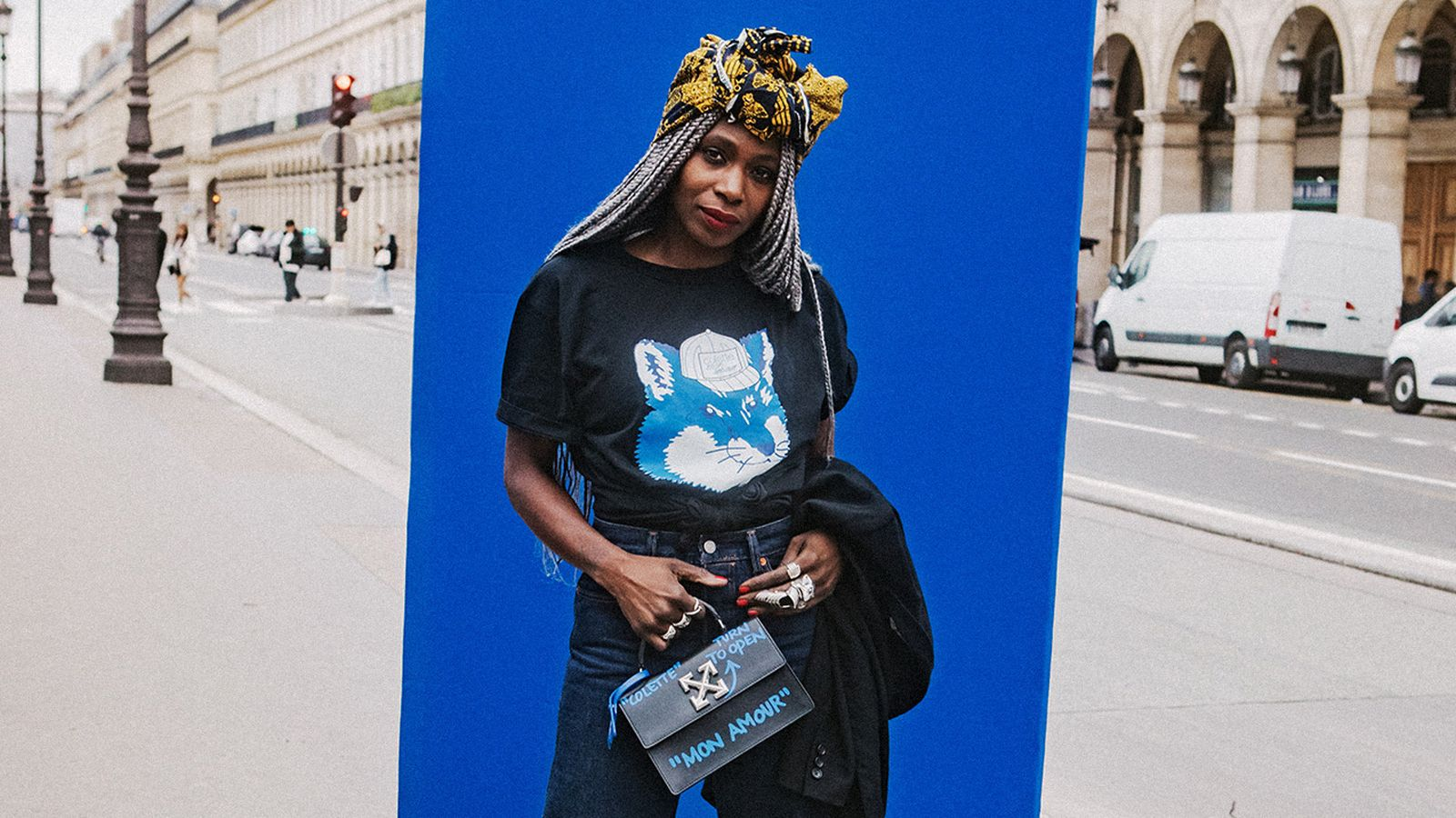 COLETTE MON AMOUR BY HIGHSNOBIETY - PARIS EDITION - campaign